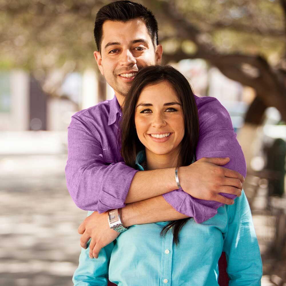 latinc couple